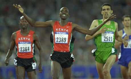 Kenya gold