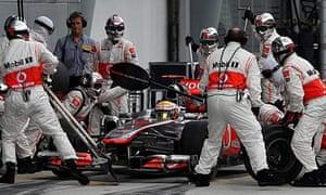 Lewis Hamilton - McLaren - Malaysia Formula One Grand Prix