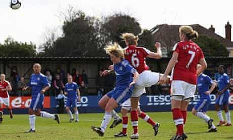 Chelsea v Arsenal - The Women's FA Cup Semi Final