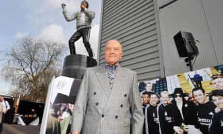 Michael Jackson. Fulham. Mohamed Al Fayed