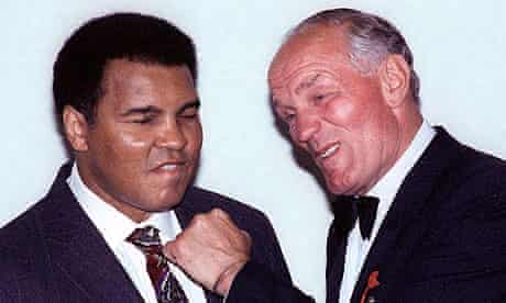 Henry Cooper Muhammad Ali