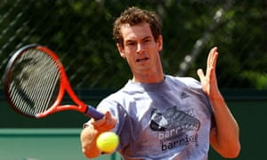 Andy Murray, Eric Prodon