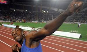 Usain Bolt - Diamond League event in Rome