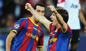 Lionel Messi, Barcelona, Manchester United, Champions League Final
