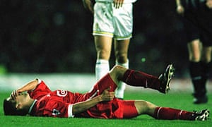 Michael Owen injury