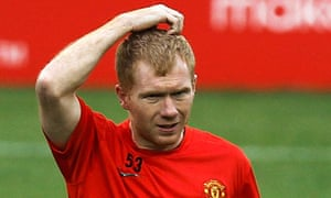 Paul Scholes has announced his retirement after a 17-year playing career