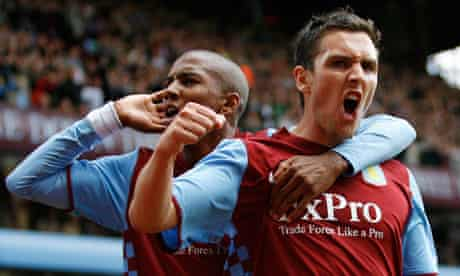 Stewart Downing and Ashley Young could be on their way out of Aston Villa this summer