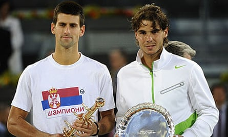 Serbian Pride Fuels Novak Djokovic S Unstoppable Ascent To World Summit Novak Djokovic The Guardian