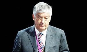 The FA's David Bernstein