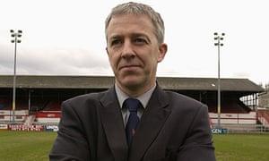 Nigel Melville