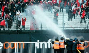river plate supporters