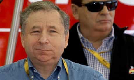 Jean Todt Bahrain Grand Prix