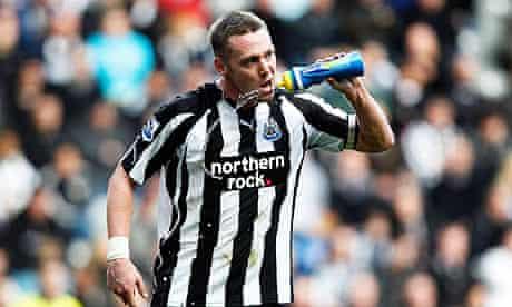 Kevin Nolan scored 12 Premier League goals for Newcastle last season