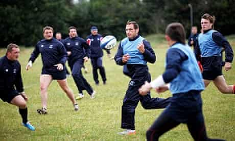 Russia's rugby union team