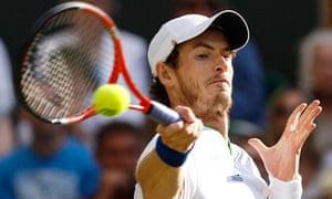 Andy Murray Wimbldeon Rafael Nadal