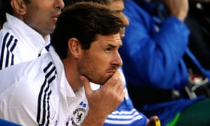 Chelsea manager André Villas-Boas experimented with his side during their friendly win at Portsmouth