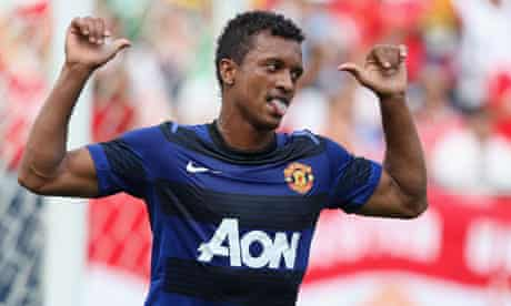 Nani insists he will fight for his place in the Manchester United first team next season