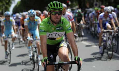 Britain's Mark Cavendish has enjoyed another Tour and goes down as one of the great sprinters