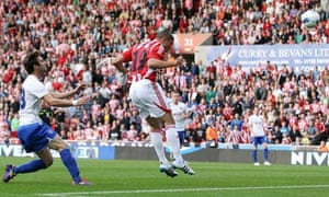 Jon Walteers Stoke City Hadjuk Split