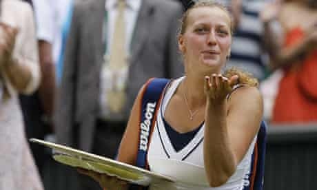 Petra Kvitova Wimbledon title