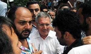 Fenerbahce's president Yildirim accused of match fixing