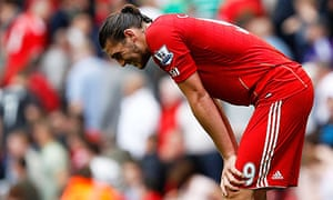 Andy Carroll failed to impose himself in Liverpool's 1-1 draw against Sunderland at Anfield