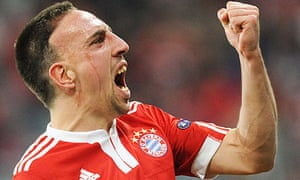 Franck Ribéry: off to Chelsea?