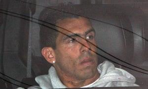Carlos Tevez returns to training