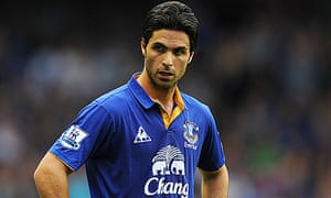 Mikel Arteta has joined Arsenal in a £10m deal.