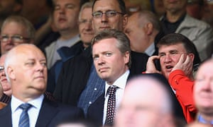 Craig Whyte, the Rangers owner