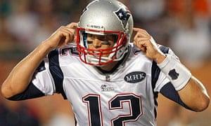 The New England Patriots quarterback Tom Brady has won his last 28 regular season home games