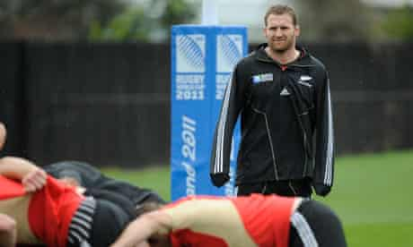 New Zealand look a more formidable team when Kieran Read, above, is playing.