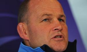 Andy Robinson, Scotland coach