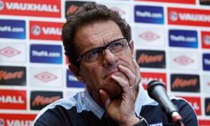 Fabio Capello insists he is 'not an ogre'