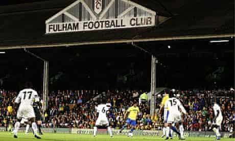 Brazil v Ghana at Fulham
