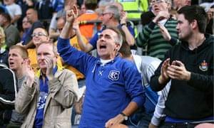 Everton's fans