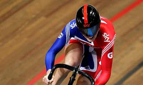 Cycling - Victoria Pendleton Interview