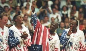 af717e3c2605 Dream Team 1992 vs. 2012