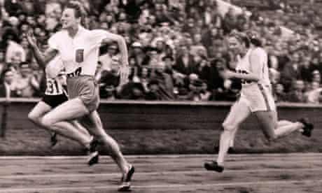 Fanny Blankers-Koen, 1948 Olympics