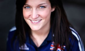 Great Britain track and road cyclist Lizzie Armitstead