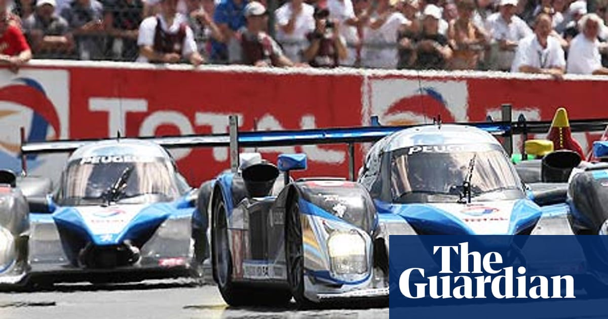 Peugeot S Le Mans Withdrawal A Blow To Team But The Race Will Endure Le Mans Series The Guardian