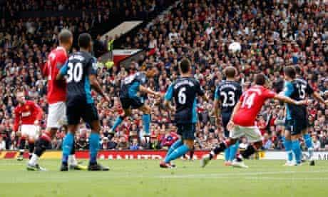 Manchester United's Wayne Rooney