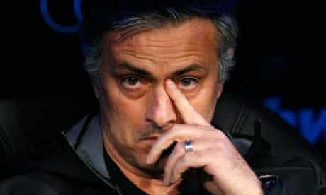 Jose Mourinho has clashed with Sergio Ramos