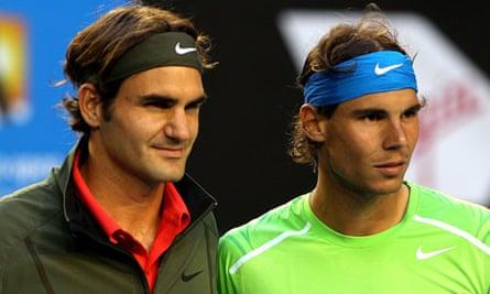 Roger Federer V Rafael Nadal As It Happened Australian Open 2012 The Guardian