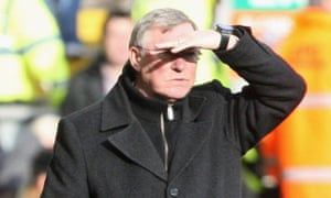 Sir Alex Ferguson must buy to keep United on track