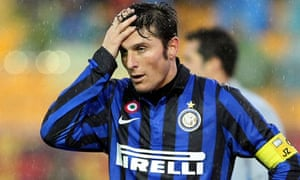 Inter's Javier Zanetti
