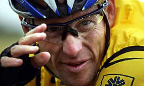 Lance Armstrong, pictured during the 2004 Tour de France