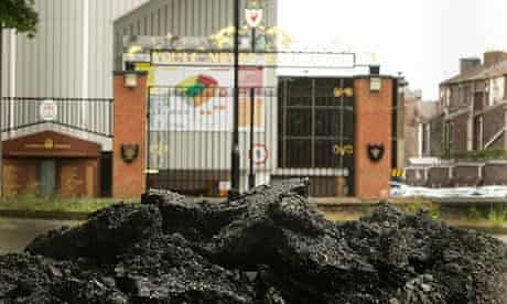 Liverpool have confirmed they want to redevelop Anfield