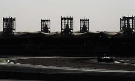 F1 Grand Prix of Bahrain - Race