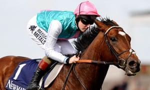 Frankel shows his class